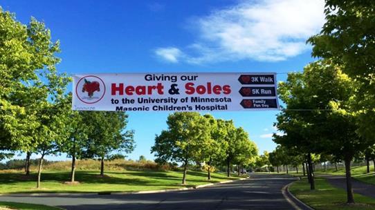 Heart & Sole banner