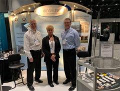 Asociates at Tradeshow booth