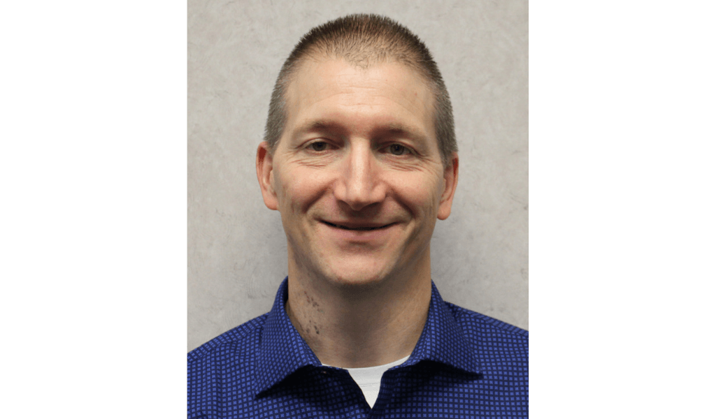 Scott Bliss, Vice President of Operations