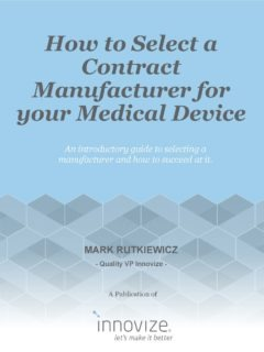 How To Select a Contract Manufacturer eBook