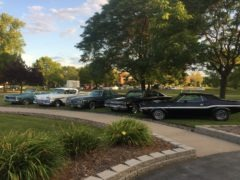 Classic Cars parking