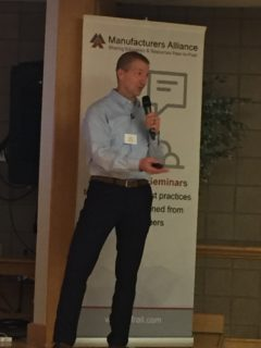Scott Bliss, VP of Operations/ COO at Innovize