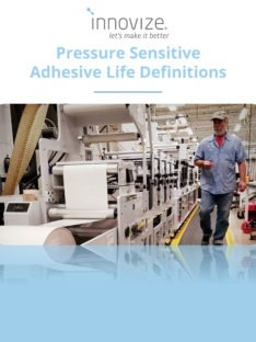 eBook: Pressure Sensitive Adhesive Life Definitions