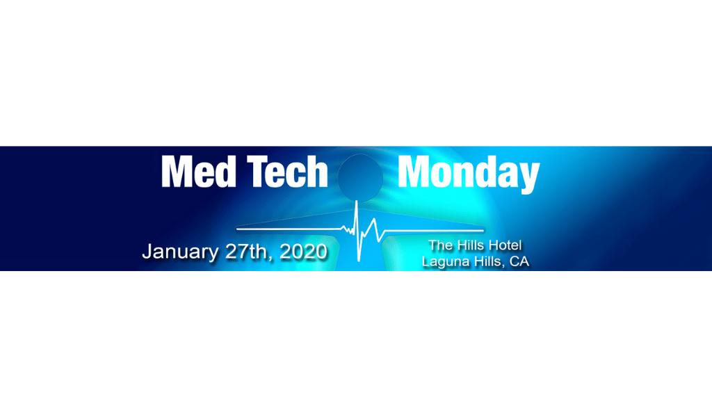 Medtech Monday event Logo
