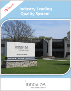eBook Industry leading quality system cover