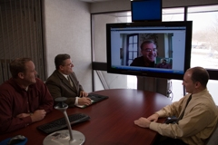 Innovize created a collaborative team forum with new videoconferencing solutions, helped keep the human element in the mix with ideation sessions and team reviews.