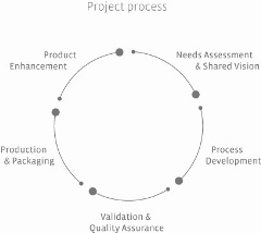 Innovize culture and processes foster improvements and efficiencies throughout project stages.