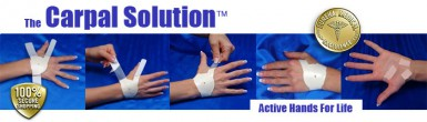 Carpal Tunnel Therapy solution